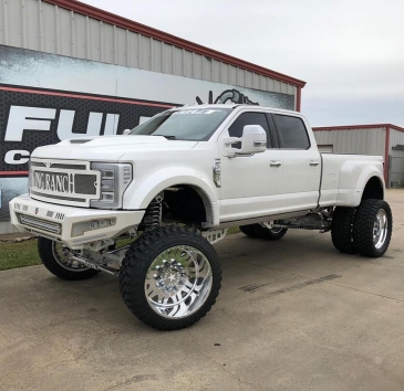 "2017-2020 Ford F-450 12"" Suspension lift"